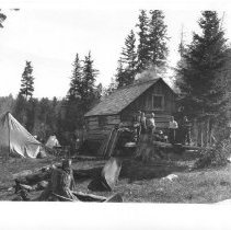 Image of 3006 - The University of Toronto forestry field camp.