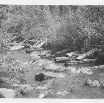 Image of 3642 - Chute from Hogan Lake to Phillips Lake