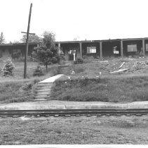 Image of 4242 - Highland Inn During Demolition