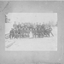Image of 4558 - Logging Camp