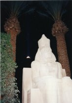 Image of Grand Opening of the Luxor Hotel and Casino - October 15, 1993