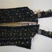 Image of Black corset