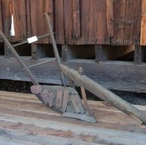 Image of Civil War Era Plow