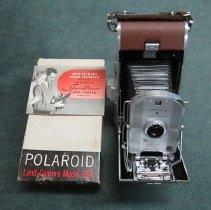 Image of 2016.06.01-06 - Camera - Polaroid Land Camera Model 95B