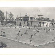 Image of Salt Water Pool July 4, 1946