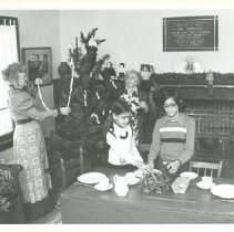 Image of Museum Christmas c.1979