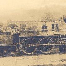 Image of Photograph of Lexington Muzzey Engine - 3876