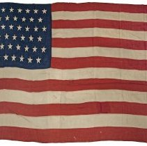 Image of American Flag - 12257