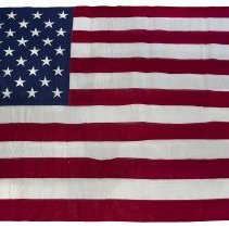Image of American Flag - 12258
