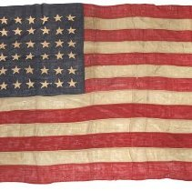 Image of American Flag - 12270