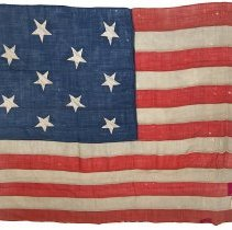 Image of American Flag c. 1861-1865 - 12898