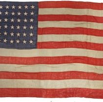 Image of American Flag - 4887