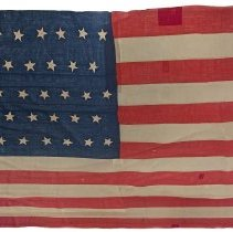 Image of American Flag c. 1876 - S87