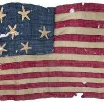 Image of American Flag c. 1861 - Y906