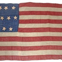 Image of American Flag c. 1864 - Y907