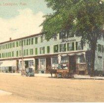 Image of Postcard of Norris Block - 11336-23
