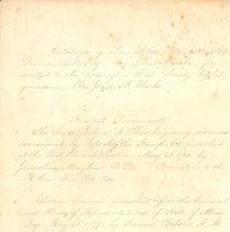 Image of Catalog of Donations from Jonas B. Clarke - 11991