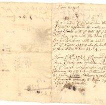 Image of Agreement of Ordination of Jonas Clarke - 94