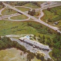 Image of Postcard of the Lexington Inn c. 1955 - 2017.007-2