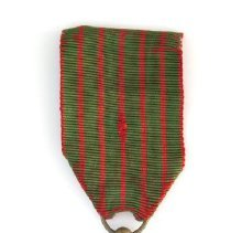 Image of Stanley Hill's Croix De Guerre Medal from World War I - 11859-12