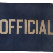 Image of VIP Automobile Flag, 1925 - 12216.002