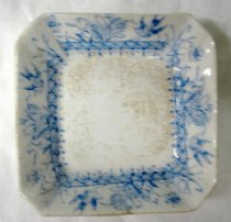 Image of Plate, Butter - 1988.639.1