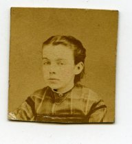 Image of Photo/CDV2478 - [Allen, possibly Marie Nice]