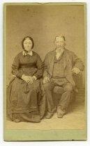 Image of Photo/CDV2297 - Unidentified couple