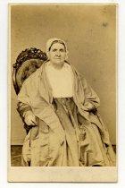 Image of Photo/CDV2525 - [Unidentified Quaker Woman]