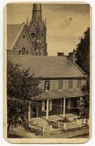 Image of Photo/CDV2305 - Churches, Presbyterian - First Presbyterian, Oxford, PA