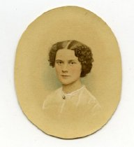 Image of CDV2301 - [Unidentified woman]