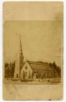 Image of Photo/CDV2306 - Churches, Protestant Episcopal -- Holy Trinity, West Chester