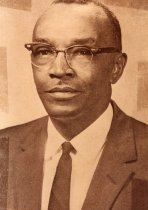 Image of Rev. Vernon O. Walker