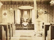 Image of Jacob's Chapel interior 1910-29