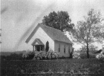 Image of Jacobs Chapel Church 1959