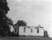 Image of After the Fire - Jacobs Chapel August 1960