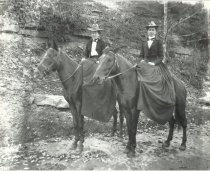 Image of Ladies on Horseback