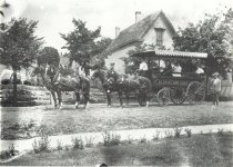 Image of Rosa Lee, wagon used for  transportation in Georgetown