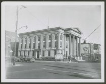Image of Floyd County Courthouse, New Albany, Ind., ca. 1954 - Courthouses