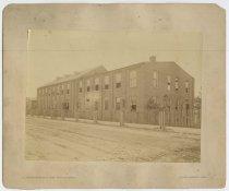 Image of New Albany Hosiery Mills, New Albany, Ind., ca. 1850-1880 - Hosiery