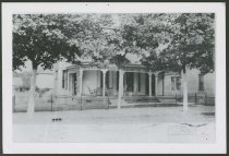 Image of C. H. Fawcett Home in New Albany, Ind.  - Residences Homes