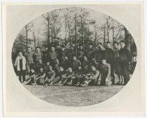 Image of Calumet Club Football team, 1931 - Football players Football