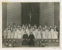 Image of Holy Trinity Catholic School Class of 1952