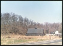 Image of US 150 and Schuler Rd. in Floyd Co. Ind., 1986 - Roads