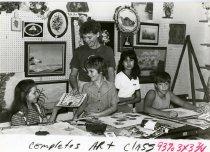 Image of Art Class - Art Classes New Albany Tribune Newspaper photos