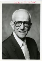 Image of Luther Dickson - New Albany Tribune Newspaper photos