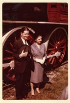Image of The Cody's - Parades Celebrations Steam Engines Trains New Albany Residents Sesquicentennial