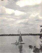 Image of Boats - Catamaran, Sailing