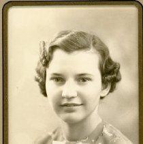 Image of Helen A. Kukkonen, graduation picture 1938