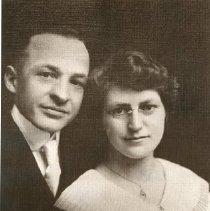Image of Charles and Aminda Kukkonen 1920s